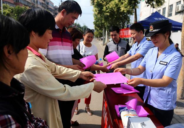 安徽省濉溪县市场监督管理局四个加强为高考中考保驾护航